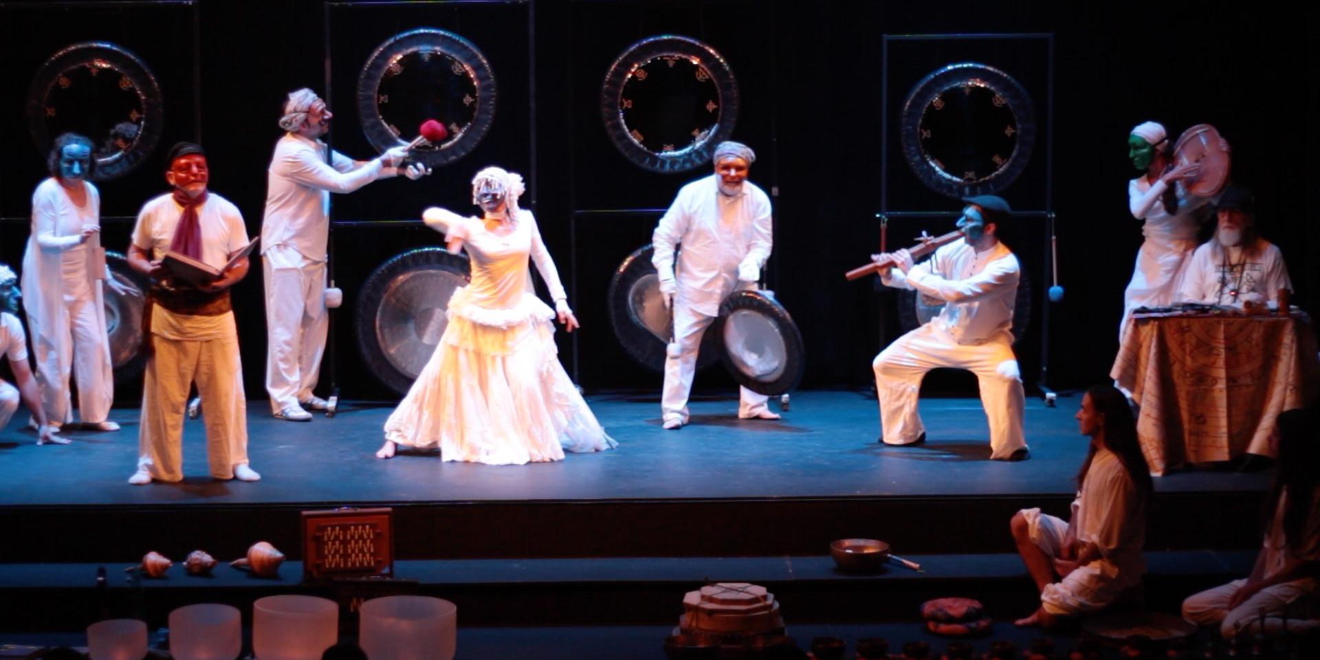Gong Theater of The Soul - Teatro Cofidís Alcázar (Madrid)
