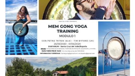 Formación Mem Gong Yoga con Petra Trtnik and Tim Byford