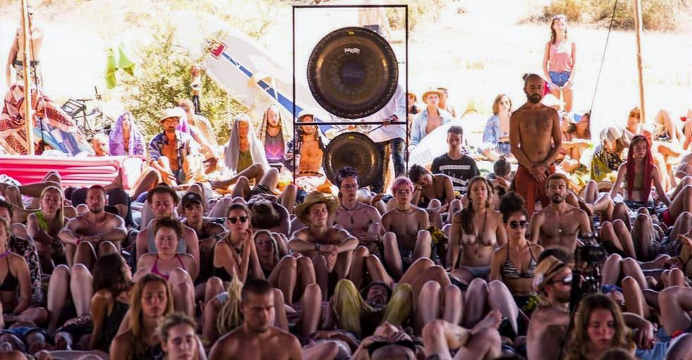 Alex en Boom Festival 2018
