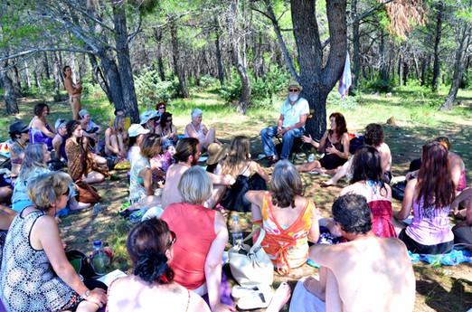 Gong Caravan of Peace 2015. Organizado por Gongmuse
