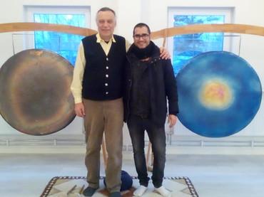 Martin Blase y Alejandro Notz