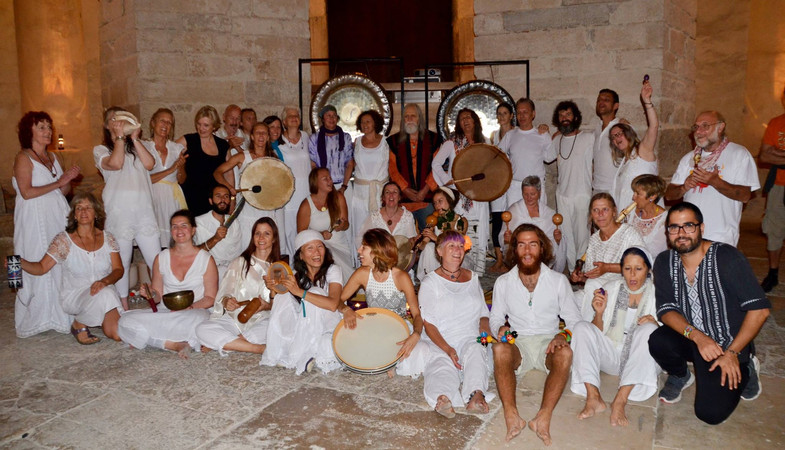Gong Caravan of Peace 2015