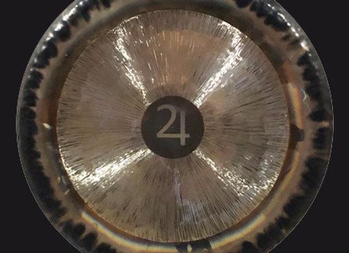 """Gong Júpiter  62 cm / 24"""" - Sin 21% Iva"""