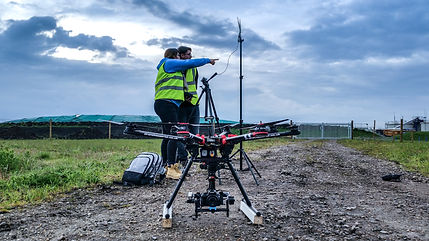 High Quality drones for aerial filming