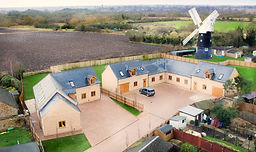 Aerial images from Dronetec can be used to promote new builds