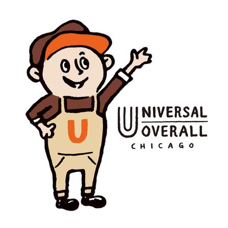 UNIVERSAL OVERALL キャラクター