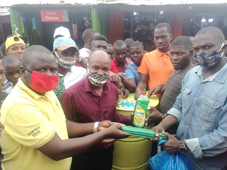 Pandemia na África: saiba como a AJUDEMU salva vidas em Moçambique