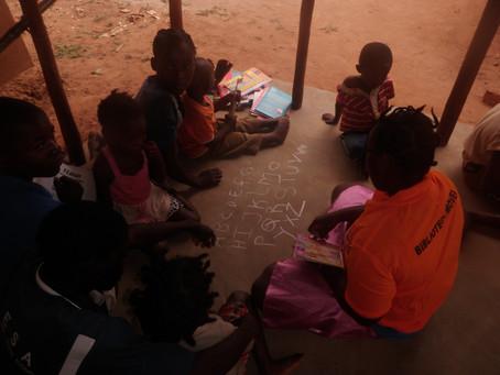 Como ajudar no combate à violência contra mulheres na África?