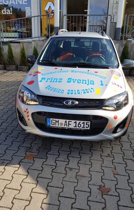 Prinz Svenja I.