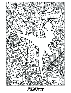 pointe dancer koloring page.png