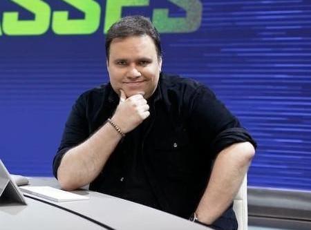 Morre Rodrigo Rodrigues, jornalista do SporTV