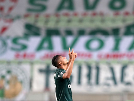Palmeiras passa sufoco, mas se classifica para a final da Libertadores pela quinta vez