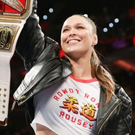 Ronda Rousey Behind Upcoming Backyard Wrestling Documentary