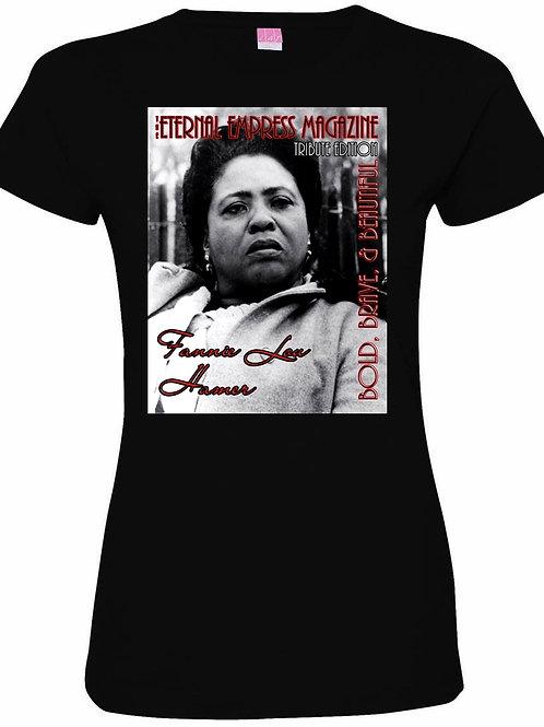 Fannie Lou Hamer~ Empress Brave