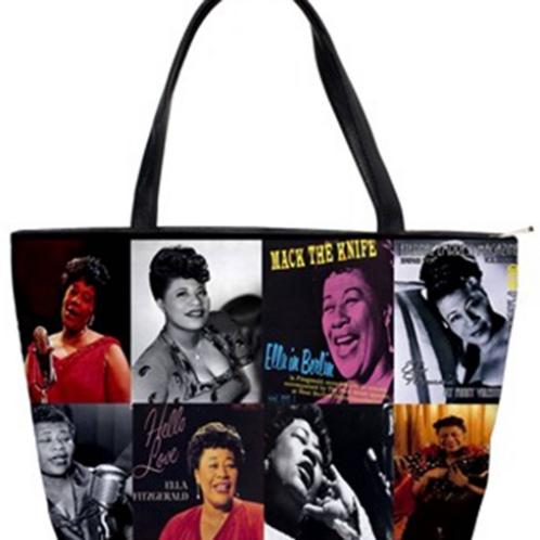 Ella Fitzgerald Collage Purse