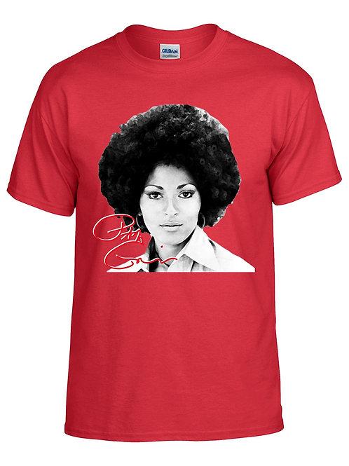 Pam Grier Afro Soul~Men's/Unisex