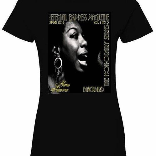 Nina Simone~ Eternal Empress Magazine BlackBird