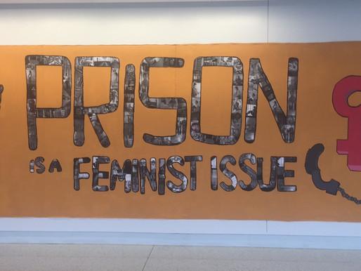 'PRISON' Mural @ Hunter East Harlem