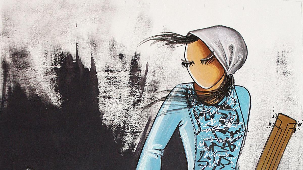 Shamsia work 8