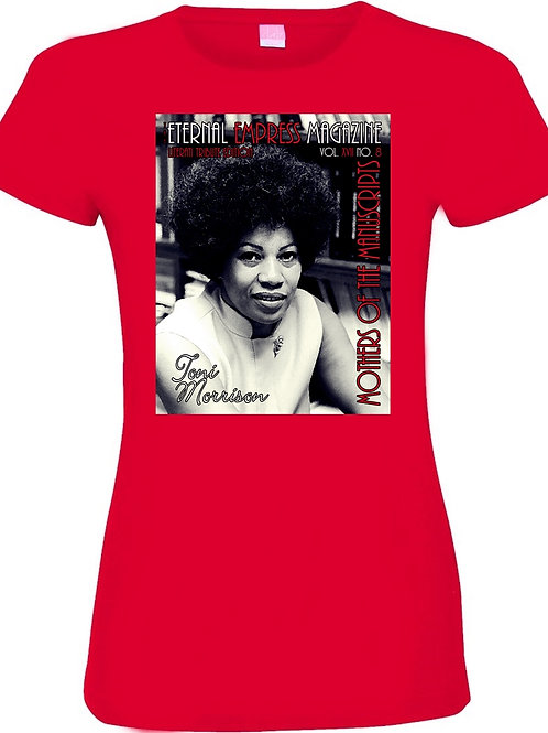 Toni Morrison~Empress Literati