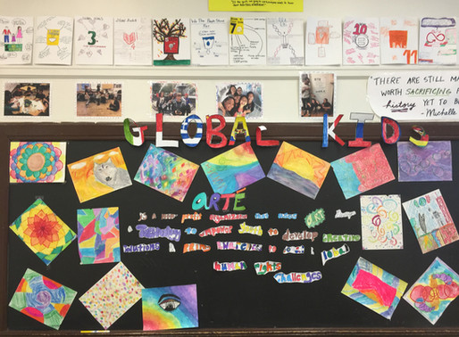 Middle Schoolers Standing Up for Human Rights