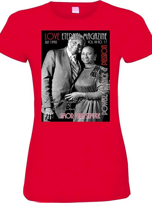 Celia Cruz & Pedro Knight~Eternal Love