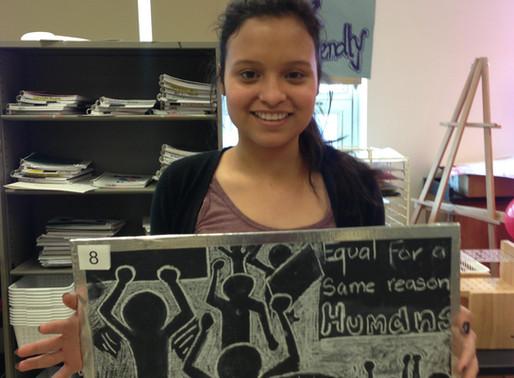 ARTE Student Voices: Jorley, 17