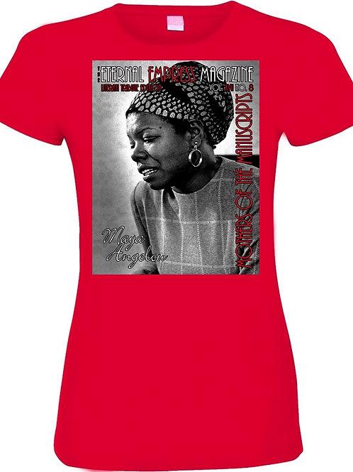 Maya Angelou~Empress Literati