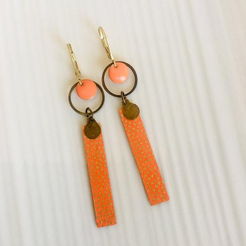 BO. Washi Orange/Or