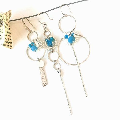 Bo. Trio Infernal Bleu Turquoise