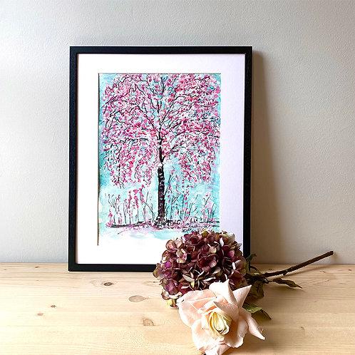 Blossom Tree, April 2021
