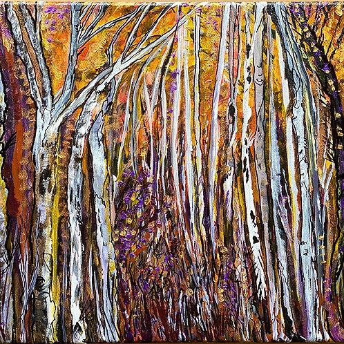 Trees Resurgent