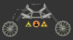 HAZARDOUS ENVIRONMENTS with DECALS SHIFTED UP