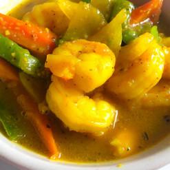 Jamaican-Curry-Shrimp