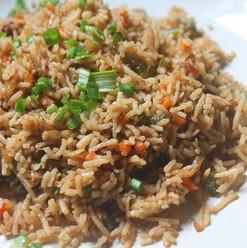 jamaican vegitable rice