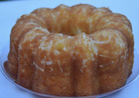 Jamaican Coconut Cake