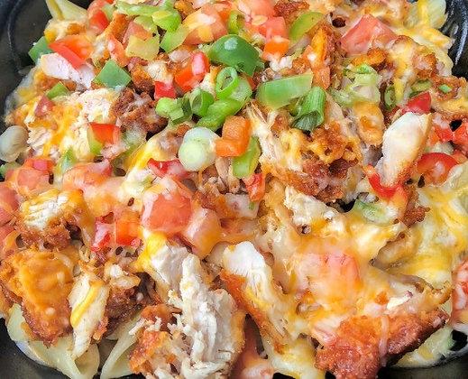 Rasta Pasta / Fried Chicken