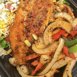 Tilapia grilled