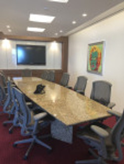 FROM THE BOARDROOM
