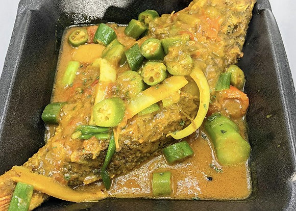 Curry Snapper