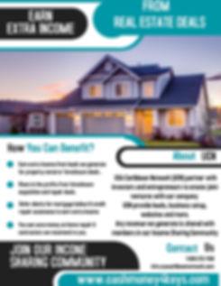ucn  Real Estate Investor Business Flyer