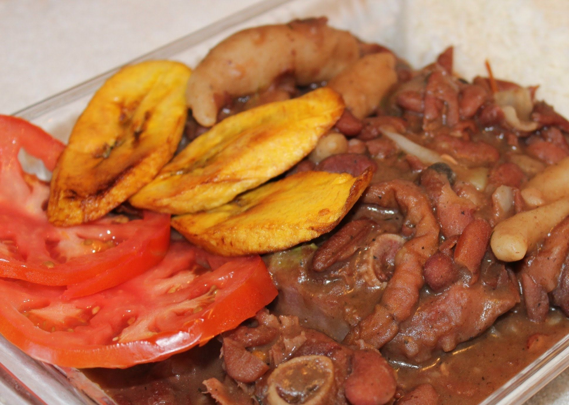 #17: Stew Peas with Oxtail