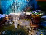 Sedona's Magic Fountain