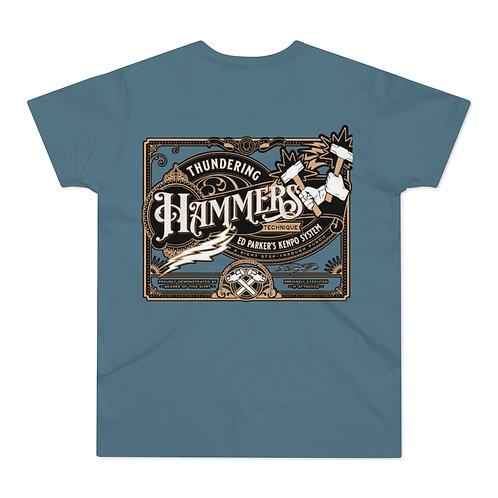 Thundering Hammers - Single Jersey Men's T-shirt