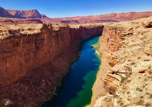 Colorado River Marble Canyon