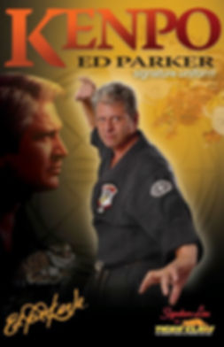 ED PARKER JR. SIGNATURE KENPO UNIFORM