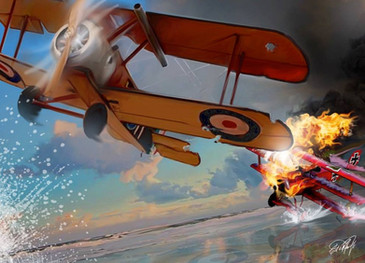 SOPWITH AND RED BARON