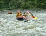 Hutt River Grade 3+ White Water Rafting