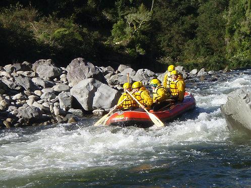 White Water Rafting - Otaki River Voucher