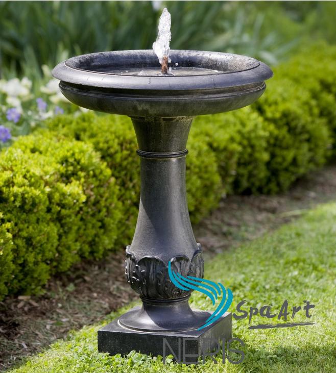 Садовый фонтан «Пышность»
